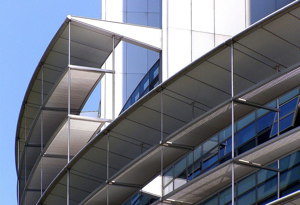 Aluminio en la arquitectura