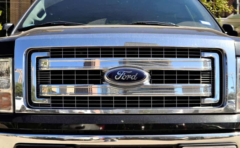 Ford F-150 con carrocería de aluminio