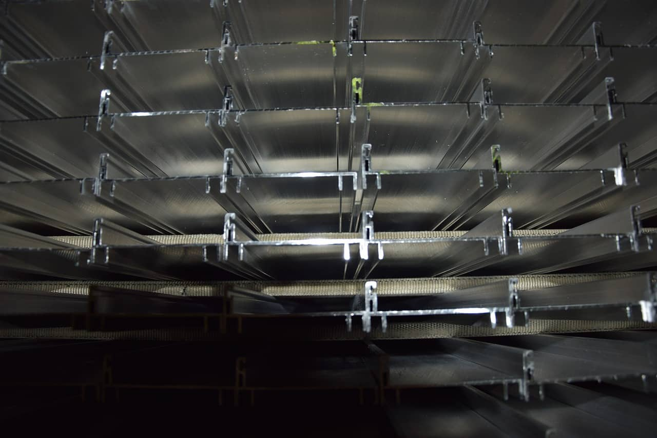 Fabricación de perfiles de aluminio