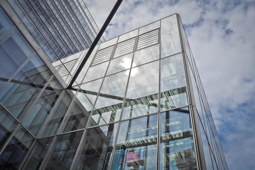 perfiles de aluminio en la arquitectura