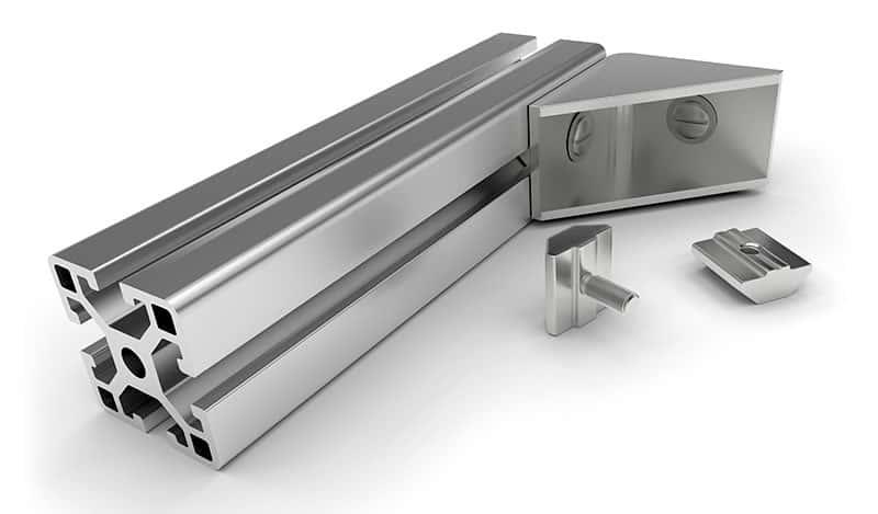Venta De Perfiles De Aluminio Y Aluminio Industrial M Xico