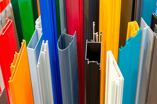 Nosotros los expertos en aluminio for Colores de perfiles de aluminio