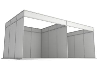 Stands de aluminio